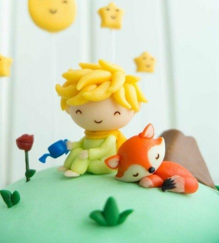 motivtorten selber machen der kleine prinz fondant torte motivtorte