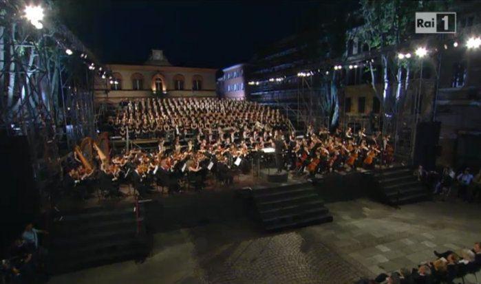 Orchestra Giovanile Italiana a Berlino per il Festival Young Euro Classic e al Festival Jeunes Symphoniques  di Aix en Provence.