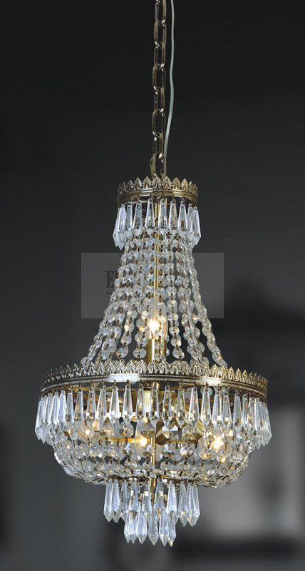 ITALUX ŻYRANDOL FIESTA MDR2054/5 : Lampy wiszące : Sklep internetowy Elektromag (#crystal #lamp)