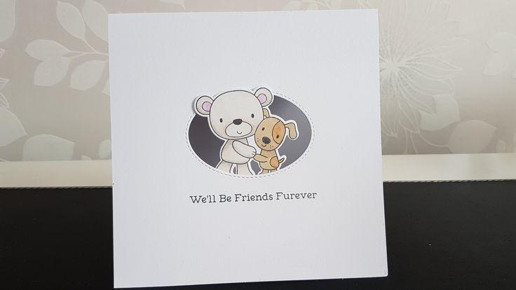 #friendscard