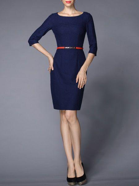 Paneled Lace  #Mini #dress  #stylewe
