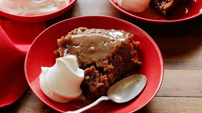 Slow-Cooker Sticky-Toffee Pudding