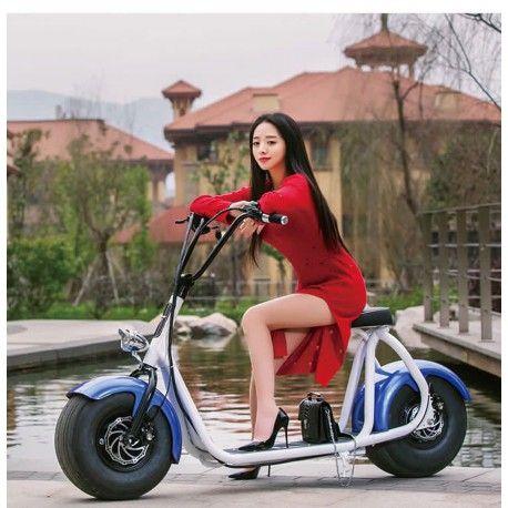 Zustand:  Neuer Artikel  Der neue E-Roller -  COCO - BIG JAMPER mit Hydraulik Bremssystem  Hydrolic brake+EABS Electronic brake  mit allen Zertifikaten:  CE / RoHS / FCC /EMC  1 Jahr Werksgarantie