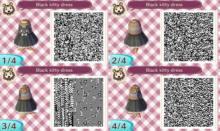 Marceline Cat Sweater Qr Codes For Animal Crossing New Leaf