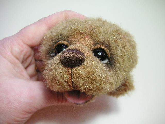 Teddy Bear Eyelashes And Eyelids Tutorial