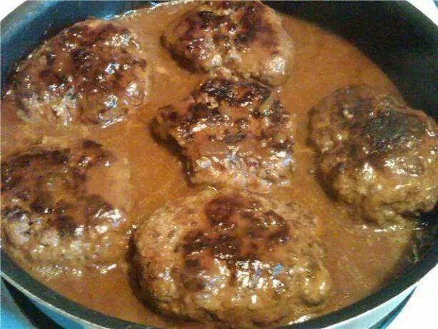 Salisbury Steak (mofify)