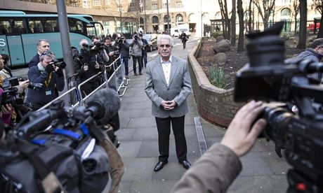Max Clifford at Southwark crown court. He denies 11 counts of indecent assault against seven alleged victims, including a 14-year-old girl. Max Clifford 'bullied' naive young women to perform sex acts, court hears Prosecution says celebrity publicist, accused of 11 counts of indecent assault from 1966-1984, thought he was untouchable.