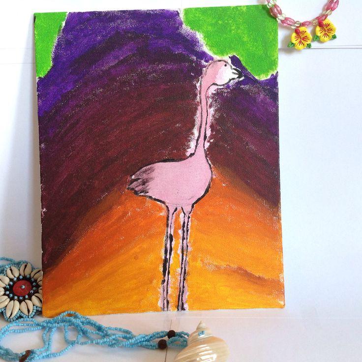 2e opdracht kc klas 1 Kenmerk van een dier schilderen