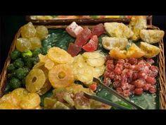 Curso Como Produzir Frutas Cristalizadas - Receita de Mamão Cristalizado - Cursos CPT - YouTube