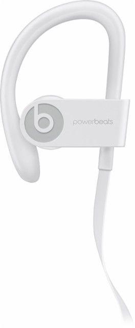 Beats by Dr. Dre Powerbeats³ Wireless White ML8W2LL/A - Best Buy
