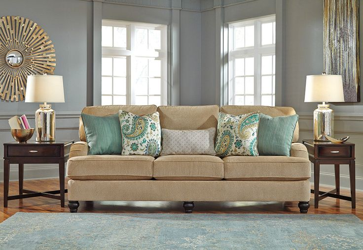 Ashley Furniture Lochian Sofa At Kensington Furniture For Perfect Living Room Decor On