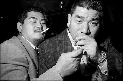 Big Trouble in the Yamaguchi-gumi gang