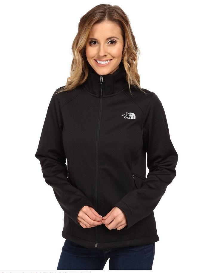9f8256398 The North Face Womens Canyonwall Jacket Black Coat Size XL - $99 ...