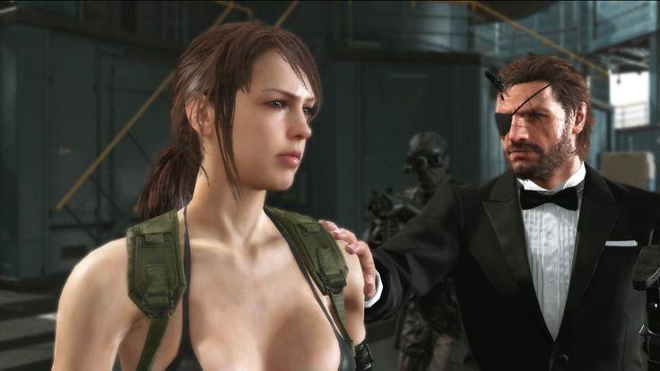 "Screenshot ""Phantom Pain"" PS4"