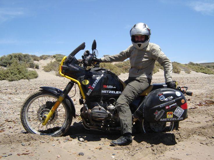 Miriam Orlandi, viaggiare in moto dall'Argentina all'Alaska da sola!- www.ViaggiaredaSoli.net