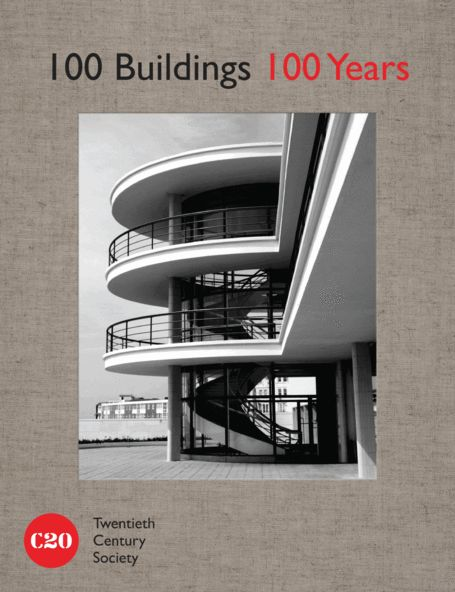 100 buildings 100 years book for Dad