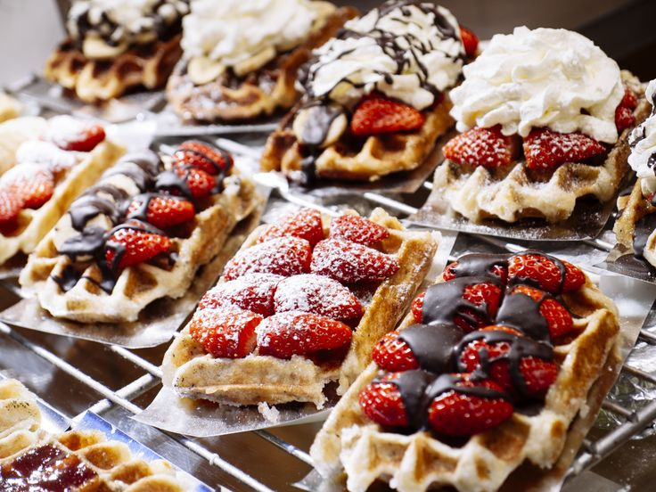 Wildly delicious ways to celebrate National Waffle Day