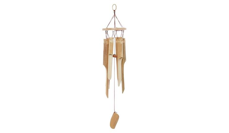 Buy George Home Bamboo Wind Chimes from our Home Accessories range today from ASDA Direct.