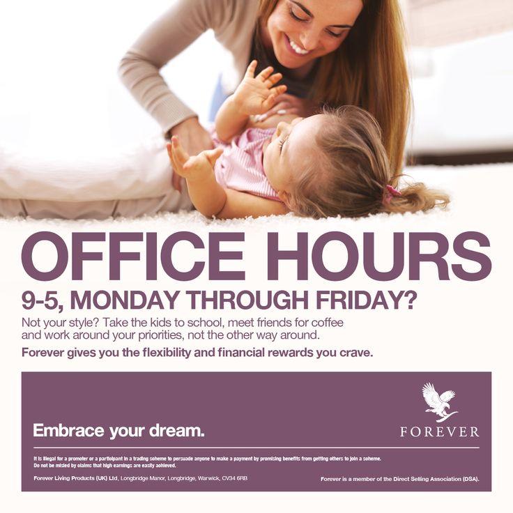 Enjoy the freedom to work wherever, however and whenever you like with FLP. http://link.flp.social/kygWa7