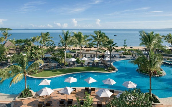 Now that is a #pool! #Fiji