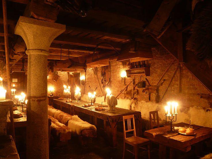 Medieval Tavern Fill up on medieval