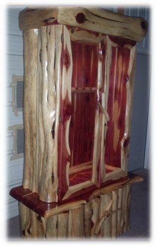 Log Gun Cabinet in springfield, Missouri gun classifieds ...