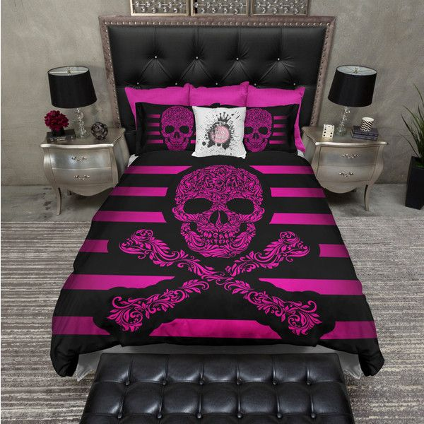 1000 Ideas About Hot Pink Bedding On Pinterest Pink