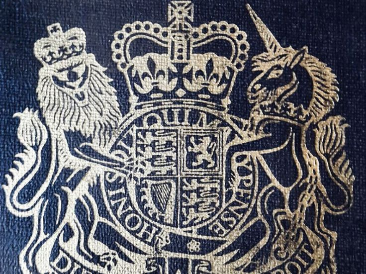 New blue-style British passports - hailed as a symbol of independence - could be 'made in France or Germany'