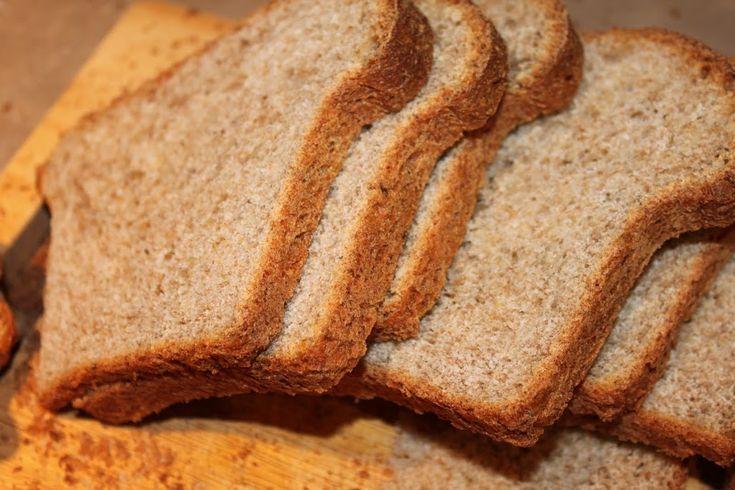 Mung Sprouts Wheat Bread - Vegan Richa
