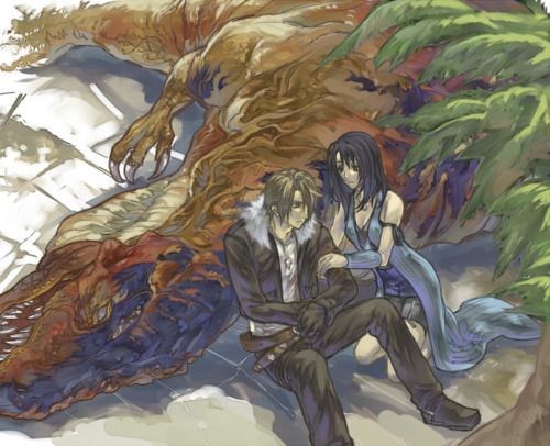 1000+ Images About Squall And Rinoa On Pinterest