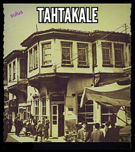 Tahtakale-Bursa