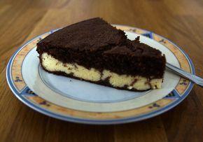 Mahlzeit!+ Der+Dreh-Dich-Um-Kuchen.+ Das+lustige+an+dem+Kuchen+ist,+dass+während+des+Backens+zwei+Kuchenschichten+ihre+Position+tauschen.+Du+kannst+Ihnen+sogar+dabei+zusehen.