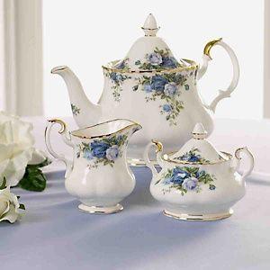 Todo preparado para el té