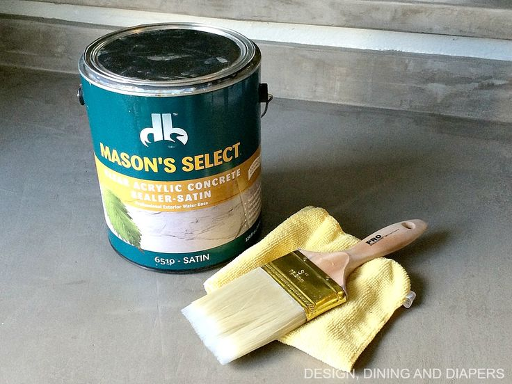 DIY Concrete Countertops. Great Idea But Would Like A Food Safe Sealer  Alternative And To