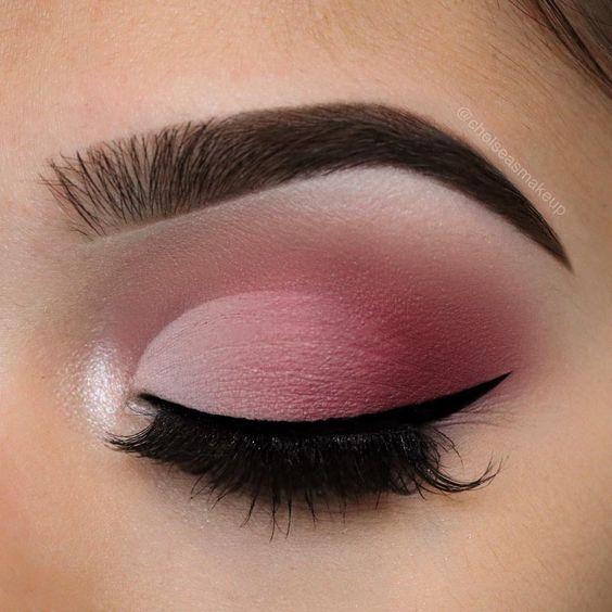 10 wunderschöne zurück zu Schule Augen Make-up-Ideen