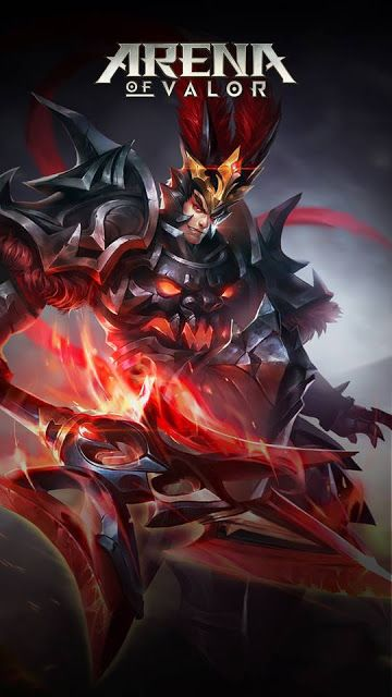 Kumpulan Gambar Dan Wallpaper Hd Game Aov Arena Of Valor Mobile