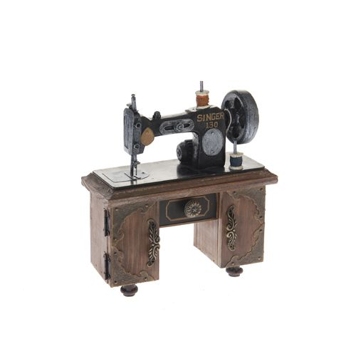 #Miniature #SewingMachine #ClassicalStyle
