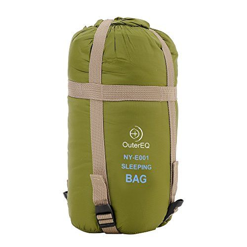 OuterEQ Camping Sleeping Bags Hiking Sleeping Bag * You can get more details by clicking on the image.
