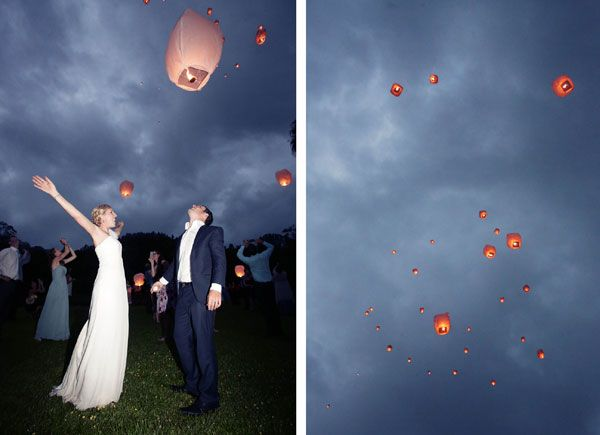 Mark & Felicity's Country Wedding in Murwillumbah