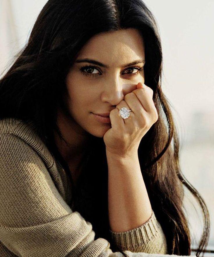 The Prettiest Celebrity Engagement Rings. - Dujour