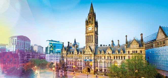 Curso de inglés en Manchester, Inglaterra