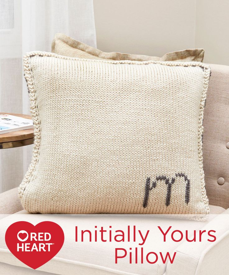 Knitting Pattern Heart Cushion : 407 best images about Decorate your space! on Pinterest Free pattern, Croch...