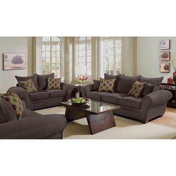 35 best value city furniture images on pinterest sweet - Hilton furniture living room sets ...