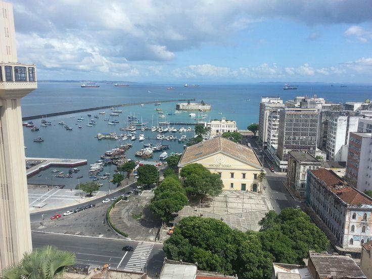 mercado, pelourinho, salvador, bahía,  brasil
