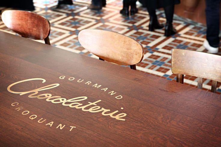 La Chocolaterie Cyril Lignac, une ode au chocolat #patisseriechocolat #bonneadresseparis #bonnesadresses