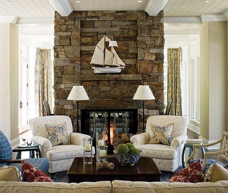 Rustic Cottage Living Room 46 best nautical knick knacks images on pinterest | nautical