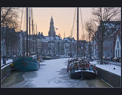Groningen, Netherlands by Bert Kaufmann