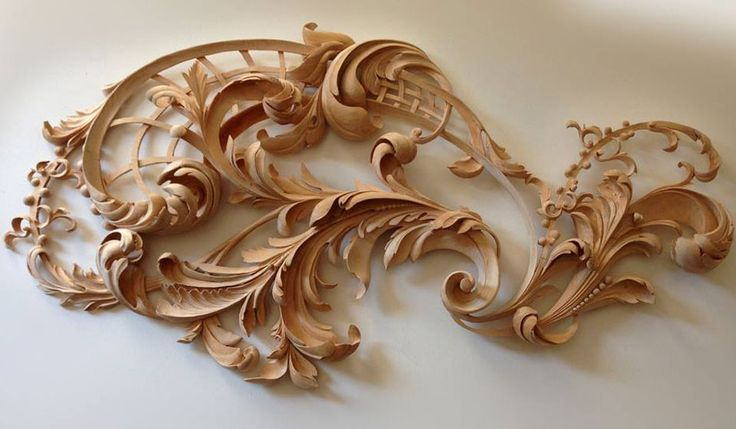 Rococo WOOD CARVING | Alexander Grabovetskiy. As Master Wood Carver I carved many Rococo Designs for Interiors