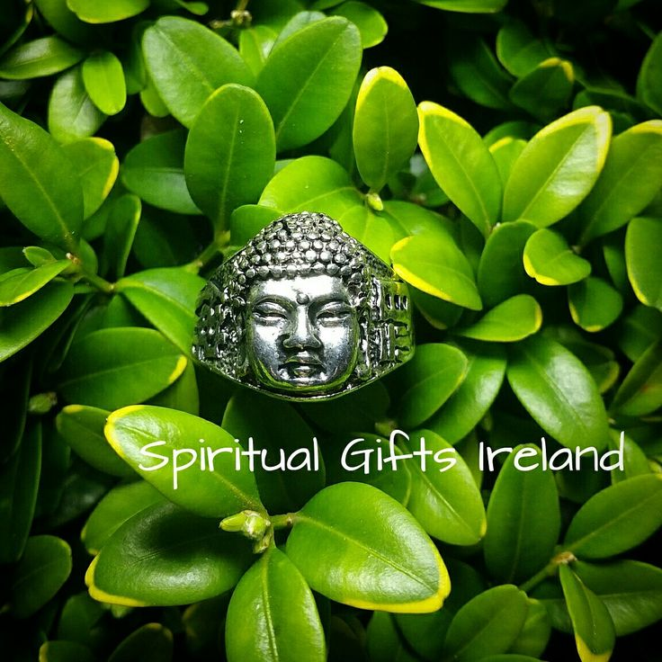 Buddha's are bearers of good luck,  prosperity and abundance. We are loving this Buddha ring perfect for all you awakened soul's. Follow us on : www.facebook.com/spiritualgiftsireland www.instagram.com/spiritualgiftsireland  www.etsy.com/shop/spiritualgiftireland