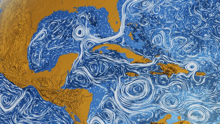 Better Than A Van Gogh: NASA Visualizes All The World's Ocean Currents